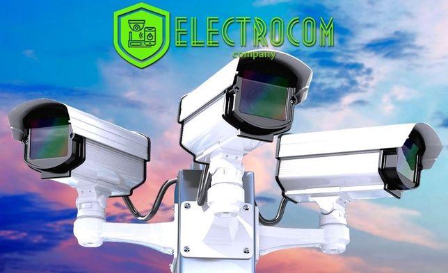 Установка , ремонт и продаж камер видеонаблюдение!