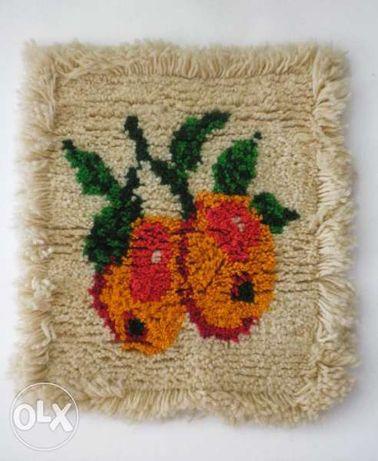 Ръчно тъкани декоративни пана от 100% вълна