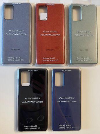 Husa Note 20 Alcantara Originala Husa Samsung Note 20 Alcantara