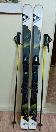 Продам лыжи Fischer срочно
