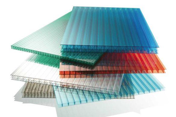 Поликарбонатни плоскости - прозрачни/цветни