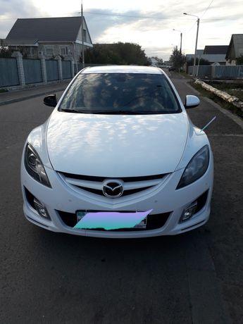 Mazda 6. 2010 год.