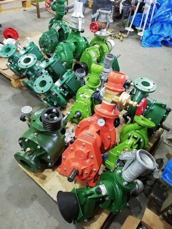 Pompe de irigat la tractor sau atasabile la motor pt debit si presiune