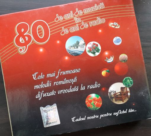 Box 4 CDuri 80 de ani de muzica romaneasca