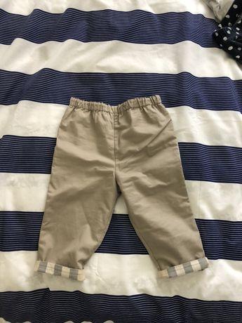 Pantaloni burberry originali
