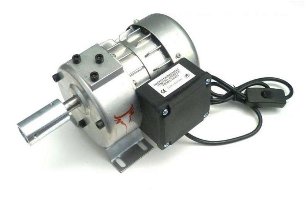 Motor electric protap profesional TORO, 220V Tip M100, 75W Heavy Duty Ploiesti - imagine 1