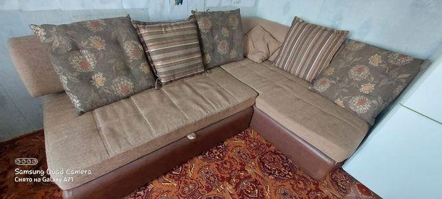 Продам диван в Рудном