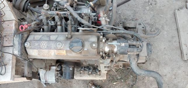 Продам мотор от Wosksvagen Golf 3