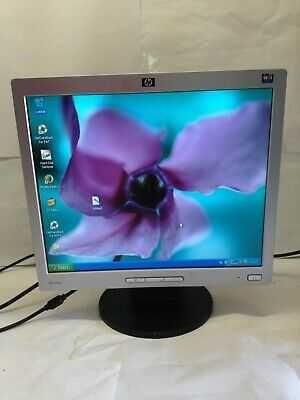 Monitor HP L1706, 17 Inch, LCD, 1280 x 1024,  8ms