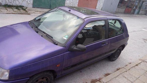 Рено клио на части Renault clio