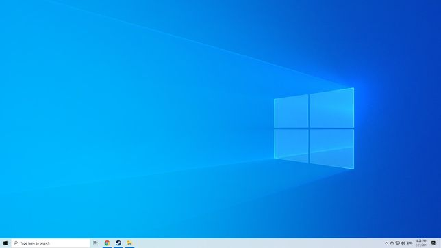 Instalez windows 10 la domiciliu