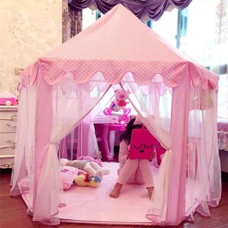 Домик-палатка детский игровой «Королевский шатёр»