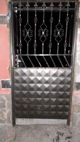 Изработка на менални врати