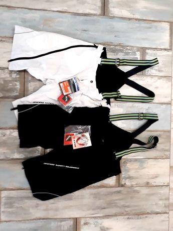 Pantaloni scurți antrenament schi ski race suprapantaloni DAINESE XL