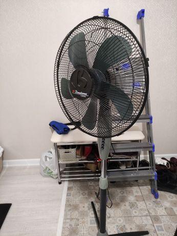 Вентилятор для дома, напольный