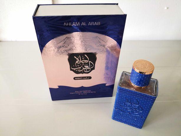 Apa de Parfum Barbati AHLAM AL ARAB Night Arabesc 80 ML Nou