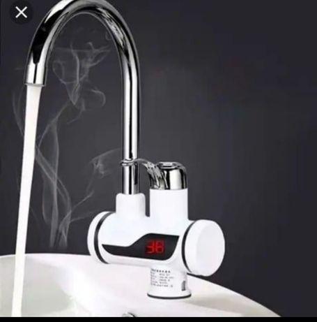 Кран водонагреватель Шымкент. Экономия 30%. Доставка на дом!