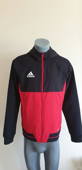Adidas Wind Jacket Tiro 17 Climalite Mens Size S ОРИГИНАЛ!