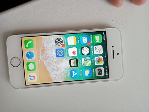 Продам iPhone 5se aplee