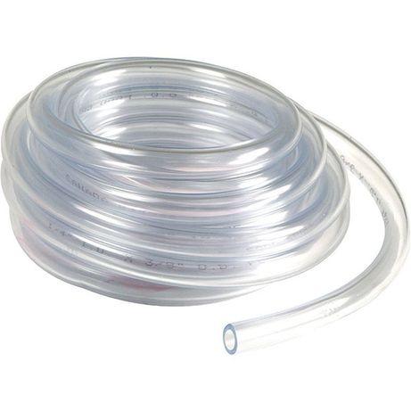 Шланг прозрачный ПВХ диаметр 6.5мм,10 мм