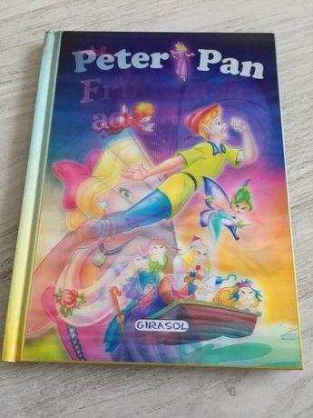 Carte 2 povesti Peter Pan și Frumoasa din pădurea adormita