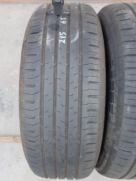 Летни гуми 2 броя CONTINENTAL 215 65 R16 дот4914
