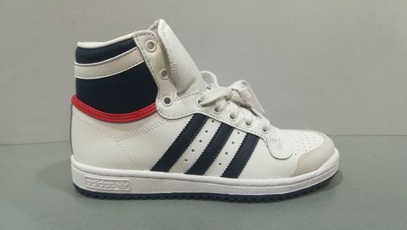 Adidas Top Ten N36/22,5см.Детски баскет Кецове.Нови.Оригинал.