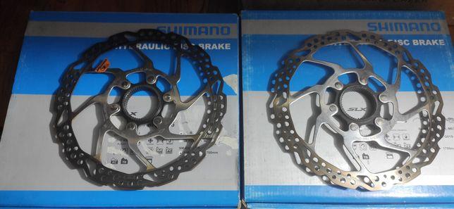 Discuri frana bicicleta Shimano SM-RT54 180mm Centerlock