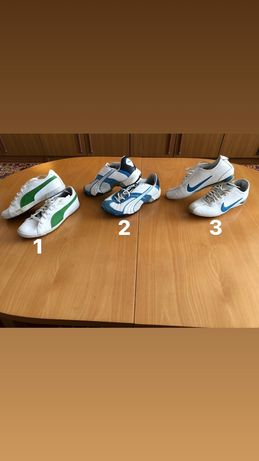 Оригинални Маратонки Nike Puma 37 - 38 номер