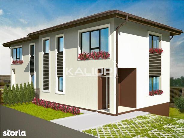 Casa tip Duplex 110mp, Teren 375mp, Dezmir