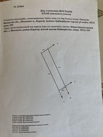 Участок 24 соток Кайнар булак