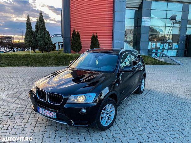 BMW X3 Vand BMW X3 F25