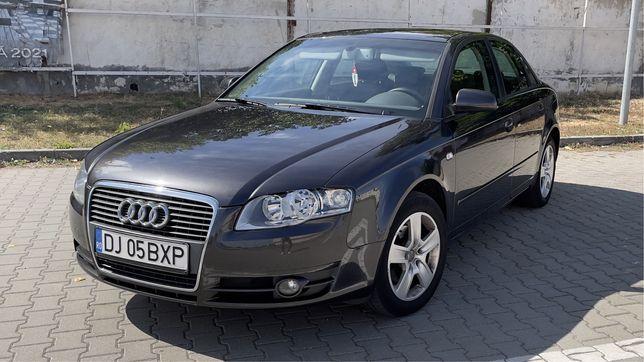 Audi A4 1.9TDI / 116CP / Navi / Piele / Euro 4