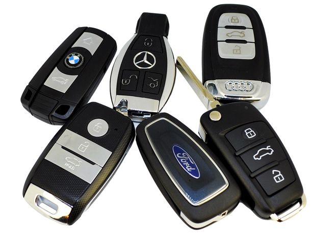 Вскрытие Авто, Восстановление ключей