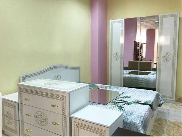 Новая спальня глянец