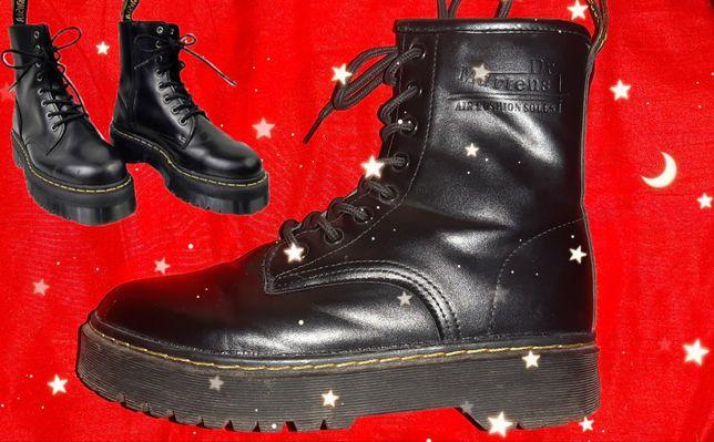 Срочно !Ботинки Dr Martens