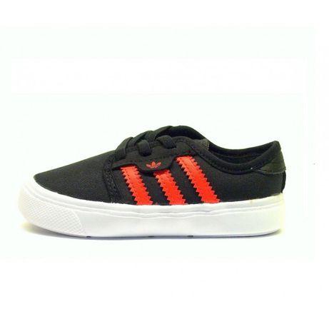 №22, 23, 27; Оригинални Детски кецове Adidas Originals SeeleyI, Black