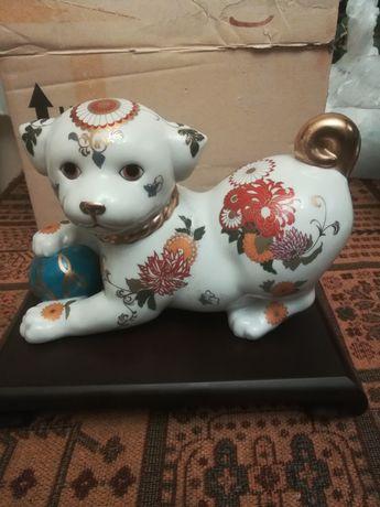 Cățel portelan Satsuma, Imperial Puppy