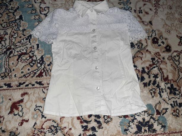 продам красивые рубашки на девочку