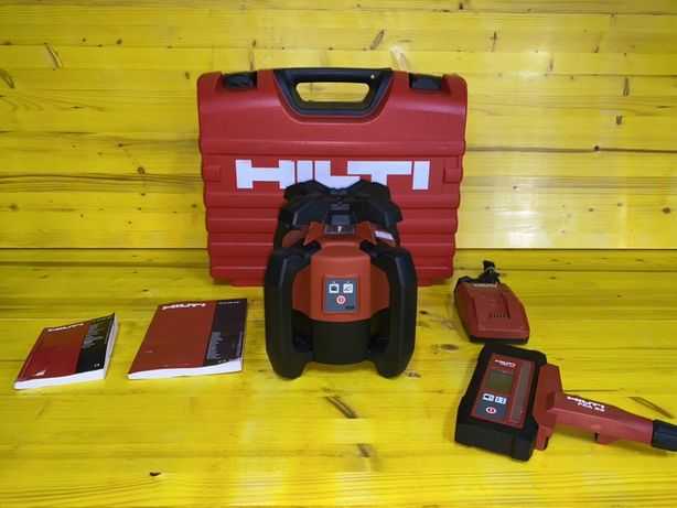 Nivela laser HILTI PR 2 hs