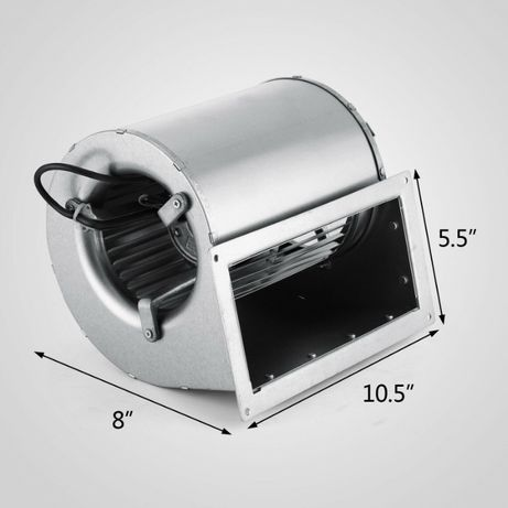 Motor ventilator centrifugal extractor aer hota exhaustor nou 1800m3/h