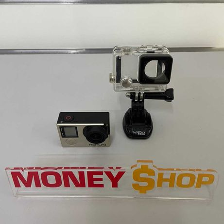 Экшн камера GoPro Hero 4 Silver|Moneyshop-Лучше,чем ломбард!|62664