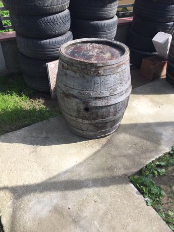 Butoi stejar 120 litri