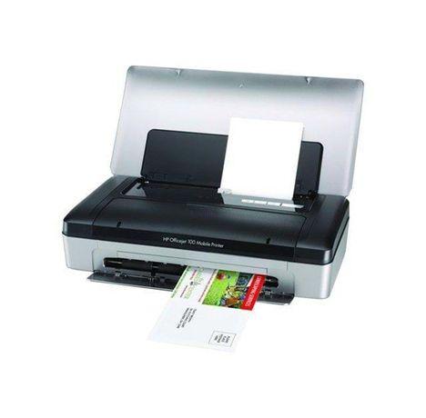 ПРОМОЦИЯ Мобилен принтер HP officejet 100