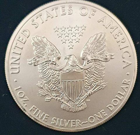 Американски сребърен долар $1 1 унция