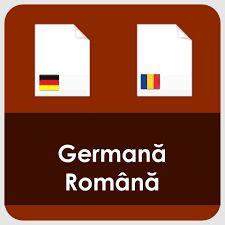 Traduceri Romana-Germana si Germana-Romana