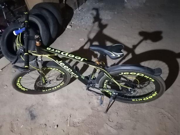Велосипед, скоростной