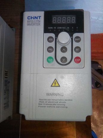 Частотные преобразователи 2шт 5,5-3,7кВт