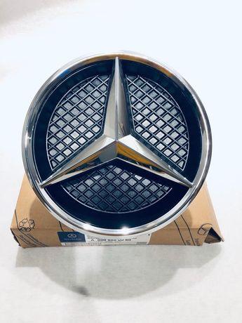 Emblema Mercedes-Benz CLS-CLA-GLA-B-C-A