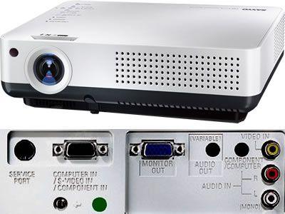 Продаю проектор Plc-xw55